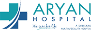 Aryan Hospital Gurgaon Logo